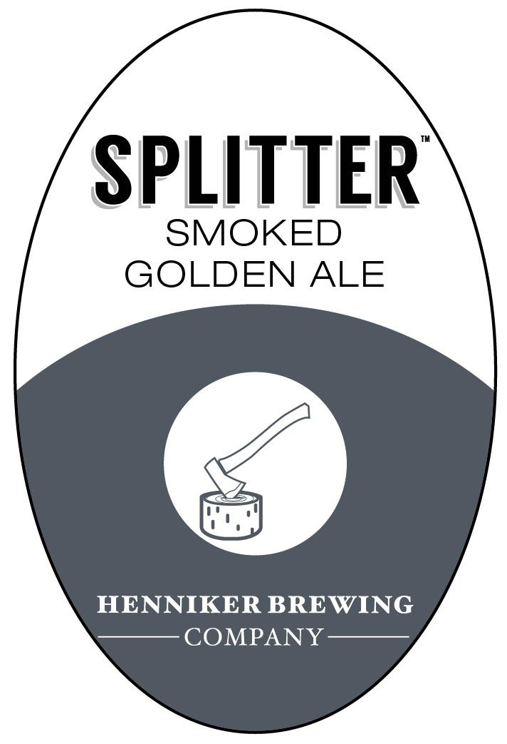 Splitter Sticker